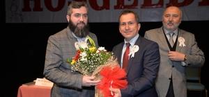 """""""Hazreti Peygamber ve Güven Toplumu"""" konulu konferans"""