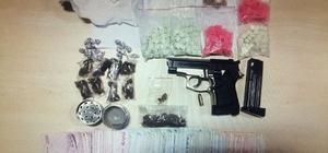 Sayısal loto ve at yarışı talihlileri uyuşturucudan tutuklandı
