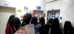 Genç öğretmenin vefatı okulu yasa boğdu