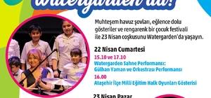 Dünya Çocukları Ataşehir'de buluşuyor