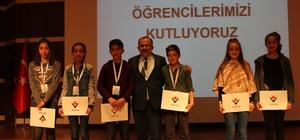 TÜBİTAK Projelerinde Türkiye'nin en iyisi Erzincan