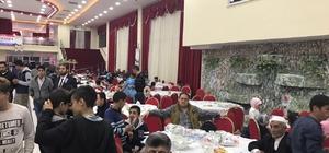 Suriyeli sığınmacılarla kaynaşma etkinliği düzenlendi