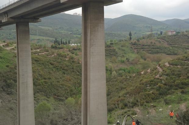İzmit'te trafik kazası: 1 ölü