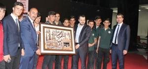 Genel Başkan Ceylan öğrencilerle buluştu