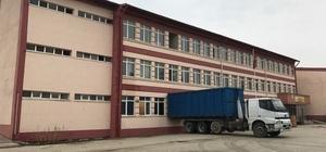 Bozüyük Mesleki ve Teknik Anadolu Lisesi eski binasının yıkım kararı çıktı