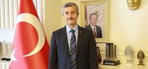 Başkan Tahmazoğlu'nun 23 Nisan Kutlaması