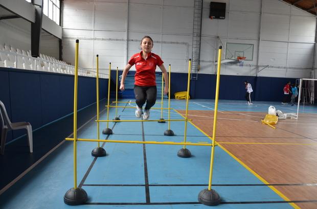 İşitme engelliler milli futbol takımının hedefi şampiyonluk