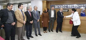 Beykoz Belediyesi'nden Miraç Gecesi programı