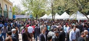 Şehitkamil Belediyesi binlerce kişiye helva ikram edildi