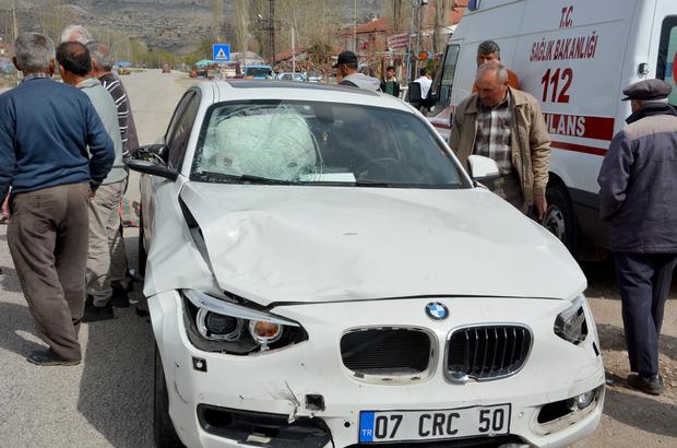 Muğla'da otomobille motosiklet çarpıştı: 1 ölü, 3 yaralı