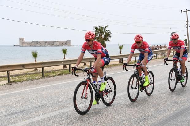 'Tour Of Mersin'in ikinci etabı tamamlandı