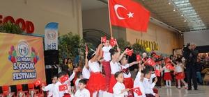 Bozüyük Belediyesi 23 Nisan 5. Çocuk Festivali başladı