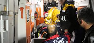 Kastamonu'da trafik kazası: 1 ölü, 2 yaralı