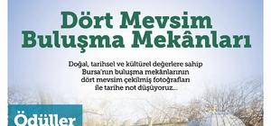 Bursa'nın Dört Mevsimi' fotoğrafla buluşuyor