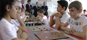 Akçakoca Atatürk Ortaokuluna zeka atölyesi açıldı
