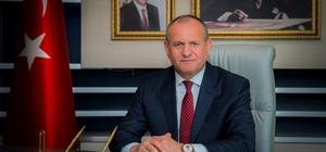 """Başkan Mehmet Keleş """"Miraç kutsal bir yolculuktur"""""""