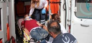 Adana'da pazarcıların yer kavgası: 5 yaralı