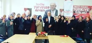 Başkan Selahattin Bayram: Altıntaşlılar tercihini yeni Türkiye'den yana kullanmıştır