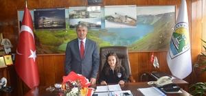Başkan Aksoy, koltuğunu öğrenciye bıraktı