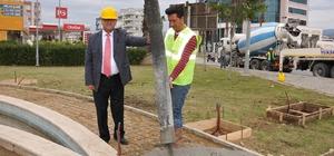 Milas Şehitler Anıtı'nda çalışmalar başladı