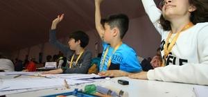Türkiye Beyin Olimpiyatları Zeka Yarışması başladı