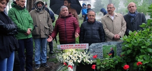 Gazeteci Ahmet Kayacık ölümünün 3. yılında da unutulmadı