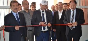 Kozan'da liselerde Tubitak Bilim Fuarları açıldı