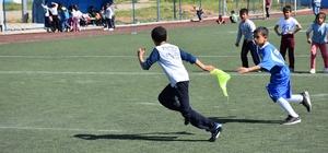 Kahta'da sokak oyunları şenliği düzenlendi