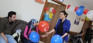 NCR İnternational Hospital'de, 23 Nisan Kutlaması