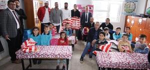 Antalyaspor'dan öğrencilere ziyaret