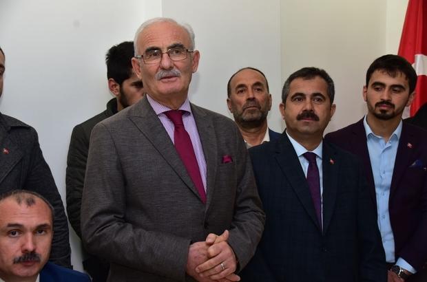 """Başkan Yılmaz: """"Türkiye yepyeni bir geleceğe yelken açıyor"""""""