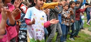 Zeytinköy'de 23 Nisan coşkusu