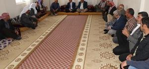 Başkan Demirkol, Ulubağ Mahallesinde incelemelerde bulundu