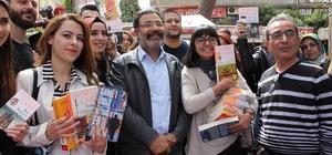 Polisiye yazarı Ahmet Ümit Kayseri'de