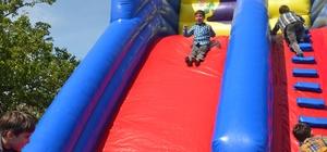 Validebağ Korusu'nda 6 bin çocuk 23 Nisan'ı kutladı