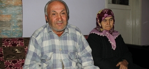Yaşlı çiftin dikkati dolandırıcıları yakalattı