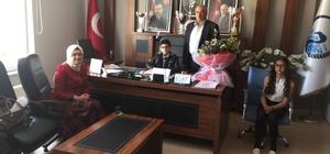 Cihanbeyli Belediyesi makamı çocuklara emanet etti