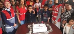 Tokat Devlet Hastanesi'nde 23 Nisan kutlaması