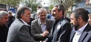 11. Cumhurbaşkanı Gül'den şehit ailesine taziye ziyareti