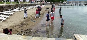 Kimsesiz çocuklar Bodrum'da 23 Nisan tatilinde