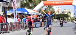 Tour Of Mersin 3. etap birincisi Joao Almedıa oldu