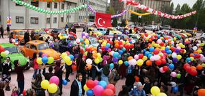 Kanser hastası çocuklar için 23 Nisan etkinliği