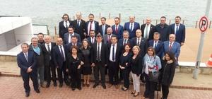 Av. Azade Ay Baro başkanları toplantısına katıldı