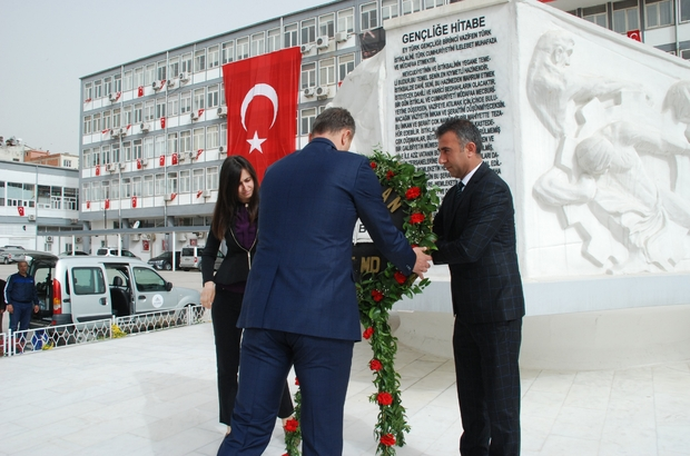 Adıyaman'da 23 Nisan kutlamaları başladı