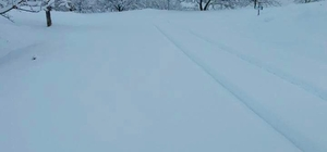 İzmir'e kar sürprizi