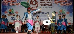18. Tarım ve Seracılık Festivali etkinlikleri devam ediyor