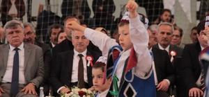 Suriyeli Çocuklar da 23 Nisan Coşkusu Yaşadı