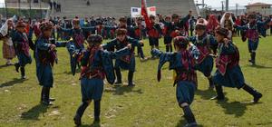 Söke'de 23 Nisan Ulusal Egemenlik Ve Çocuk Bayramı Kutlandı