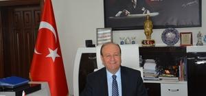 Başkan Özakcan'ın 'Miraç Kandili' mesajı