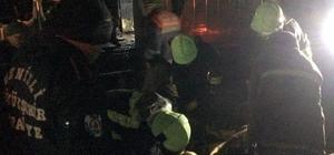 Aydınlı işçi yanarak hayatını kaybetti